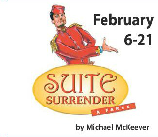 2015 Point Theatre Auditions: Suite Surrender