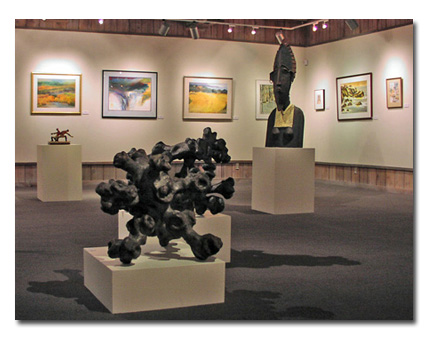 Duncan-McAshan Visual Arts Center 2015 Exhibits Announced!