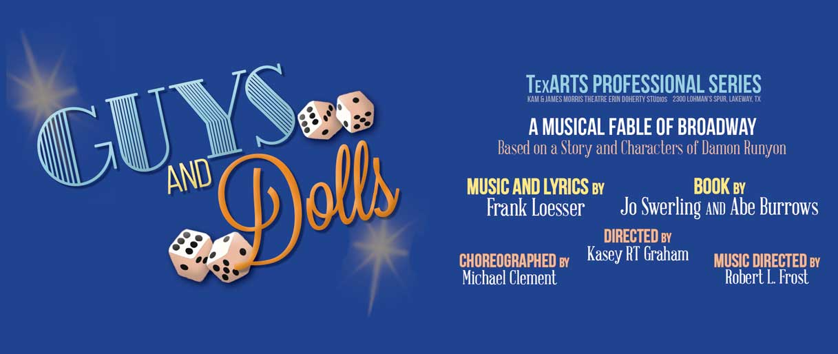 """Guys and Dolls"" Broadway Musical"